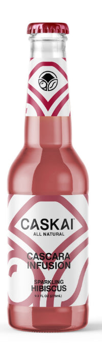 Sparkling Cascara Infusion Hibiscus ...coming soon!