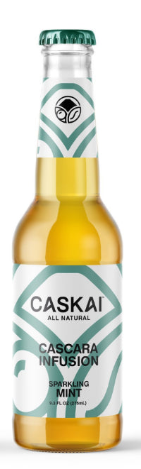 Cascara Infusion Sparkling Mint...Coming Soon!