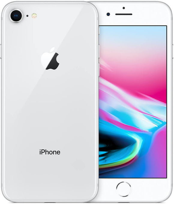 Refurbished iPhone 8 64GB zilver