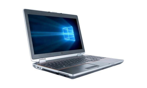 Dell E6520 /  Intel Core i5-2620M / 4GB DDR3 / 128GB SSD