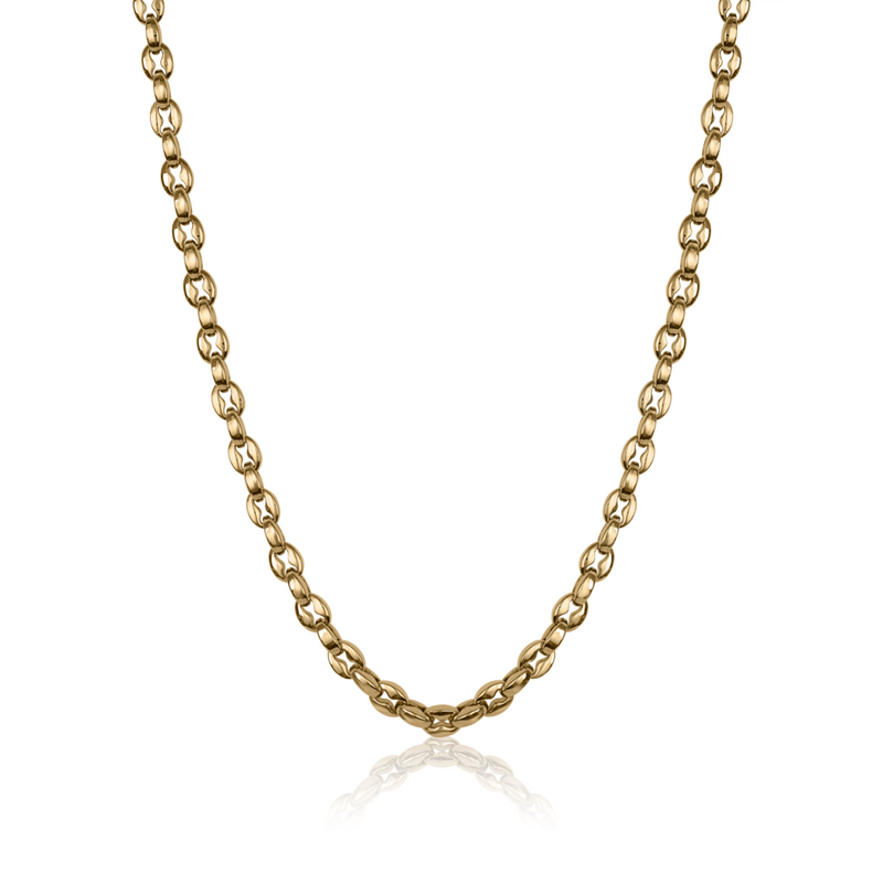 Oval Petite Link Chain