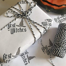 Load image into Gallery viewer, Best Witches Gift Wrap