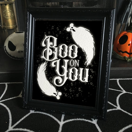 Boo on You!