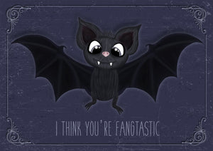 I Think You're Fangtastic