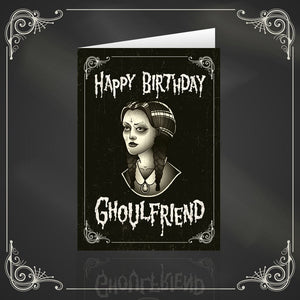Happy Birthday Ghoulfriend