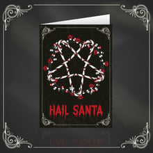 Load image into Gallery viewer, Hail Santa