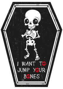 I want to jump your bones