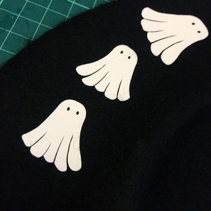 Little Ghosts Beret