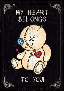 My Heart Belongs To You - Voodoo Doll