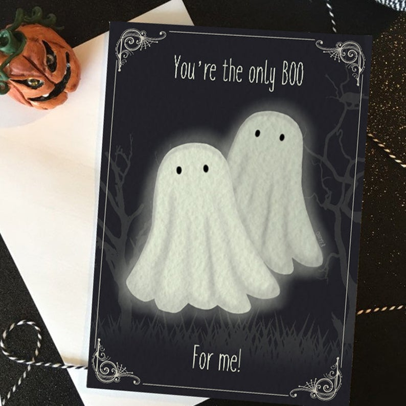 You're The Only Boo For Me