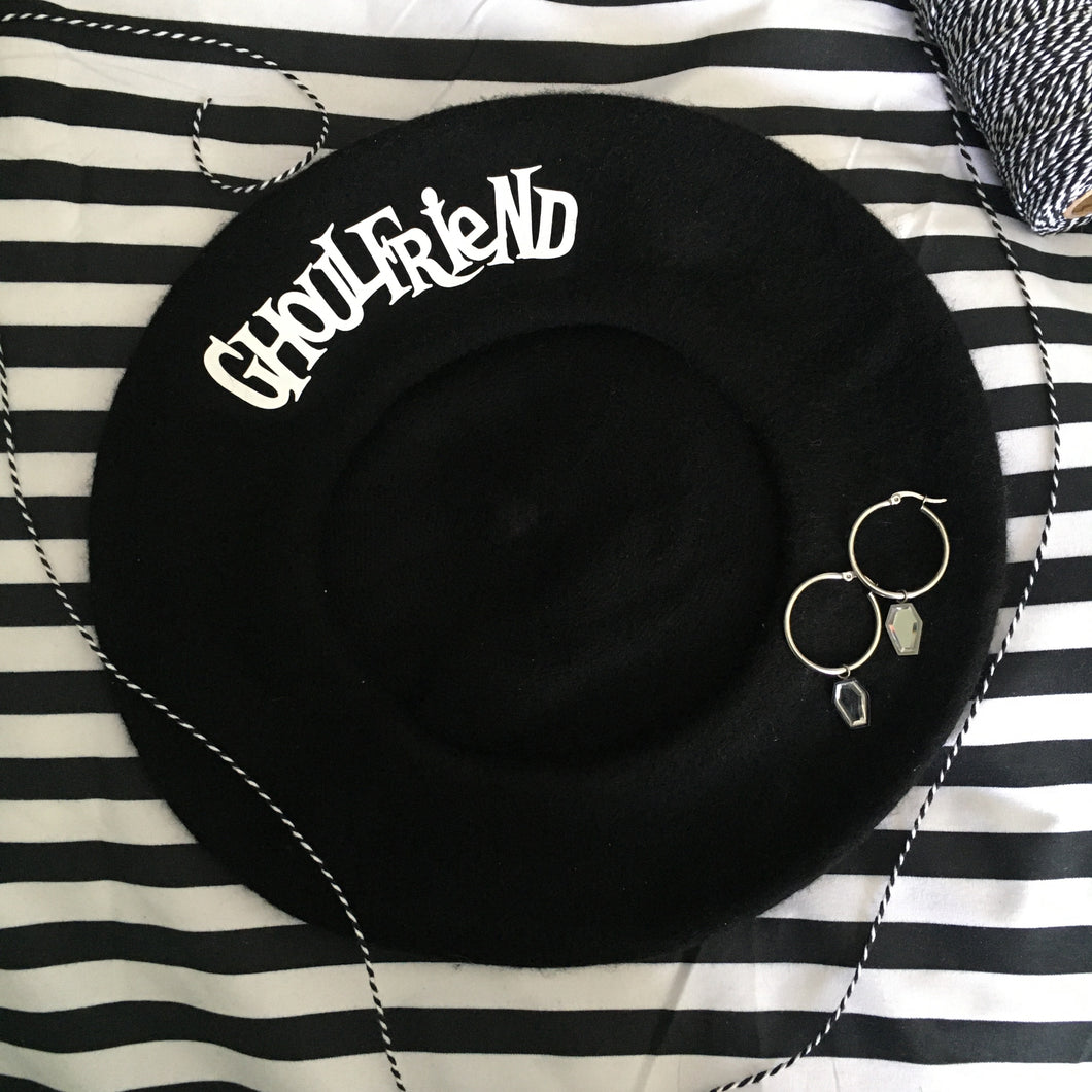 Ghoulfriend Beret