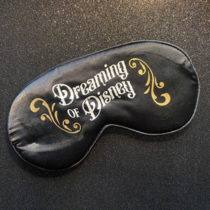 Dreaming of Disney Sleep Mask