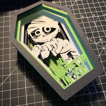 Load image into Gallery viewer, 3D I'm All Wrapped Up In You -  Coffin Card