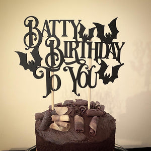 Batty Birthday to You!