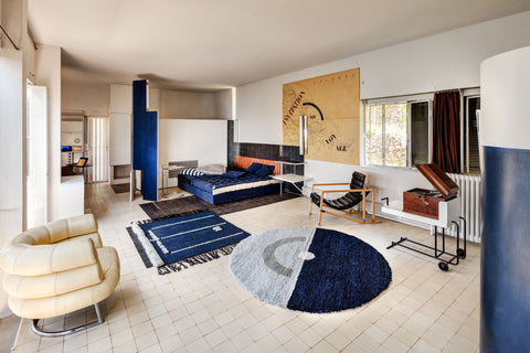 E1027 Eileen Gray image by Manuel Bougot