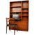 Danish teak, mid century wall unit/bureau by Domino Mobler