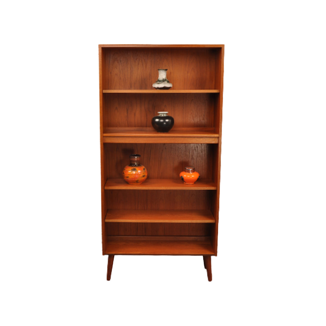 ' RESERVED' G Plan bookcase 1980s Fresco Range VB Wilkins