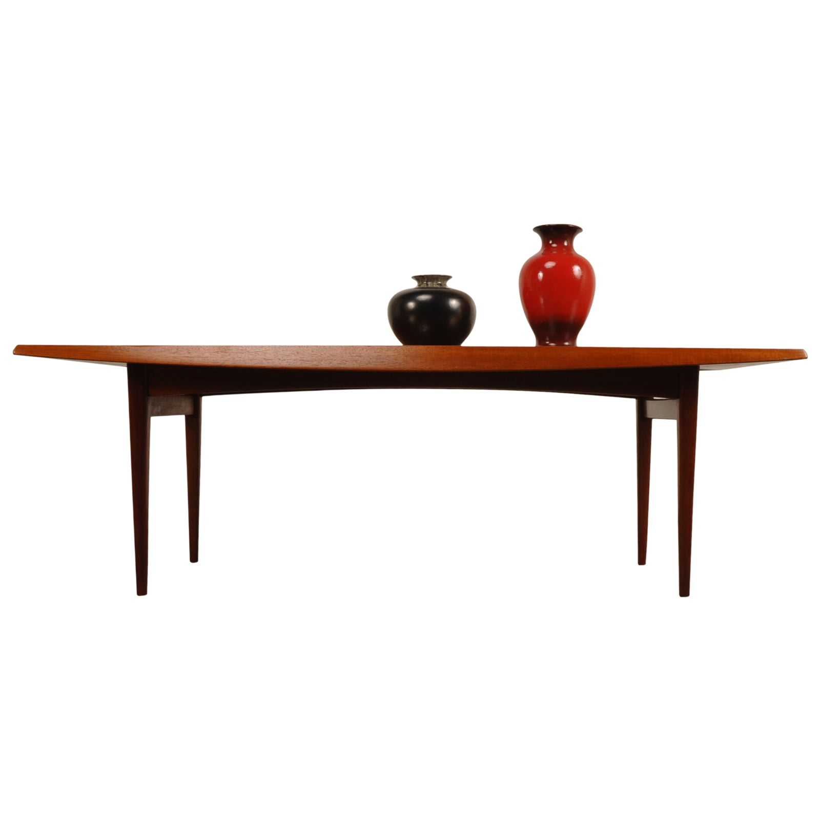 Mid Century Teak Coffee Table by Trevor Chinn for Gordon Russell
