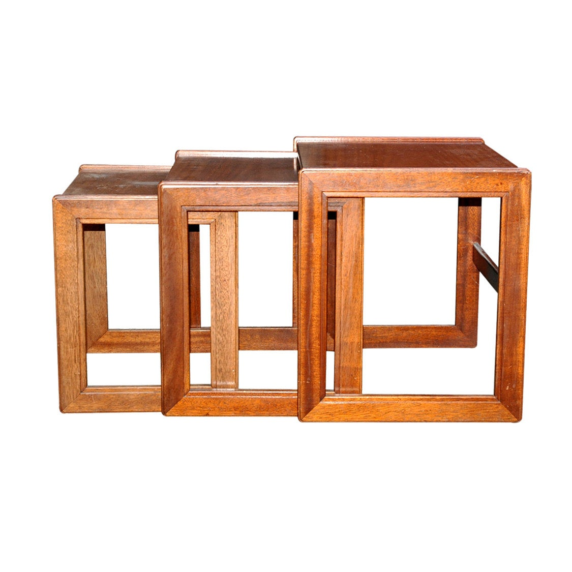 G Plan Nest of Tables by Leslie Dandy for E. Gomme Ltd. - AndersBrowne Mid Century Furniture