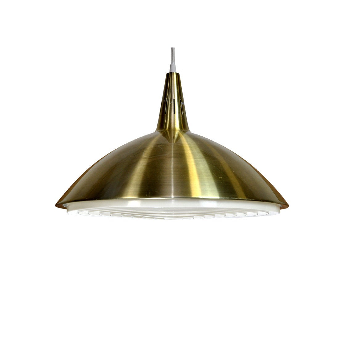 French Mid Century Modern Pendant Light - AndersBrowne Mid Century Furniture