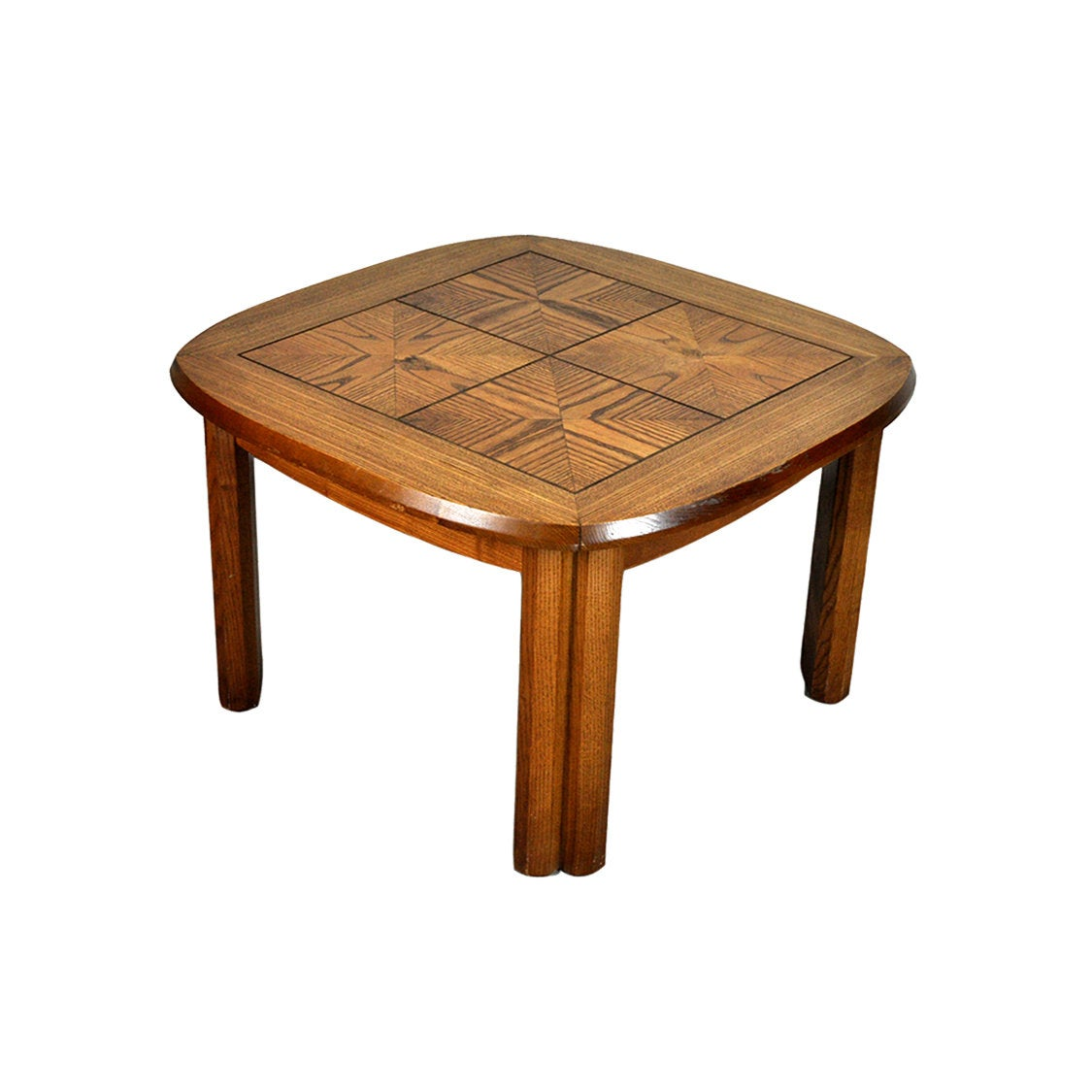 G Plan Marquetry Hazel Occasional Table - AndersBrowne Mid Century Furniture