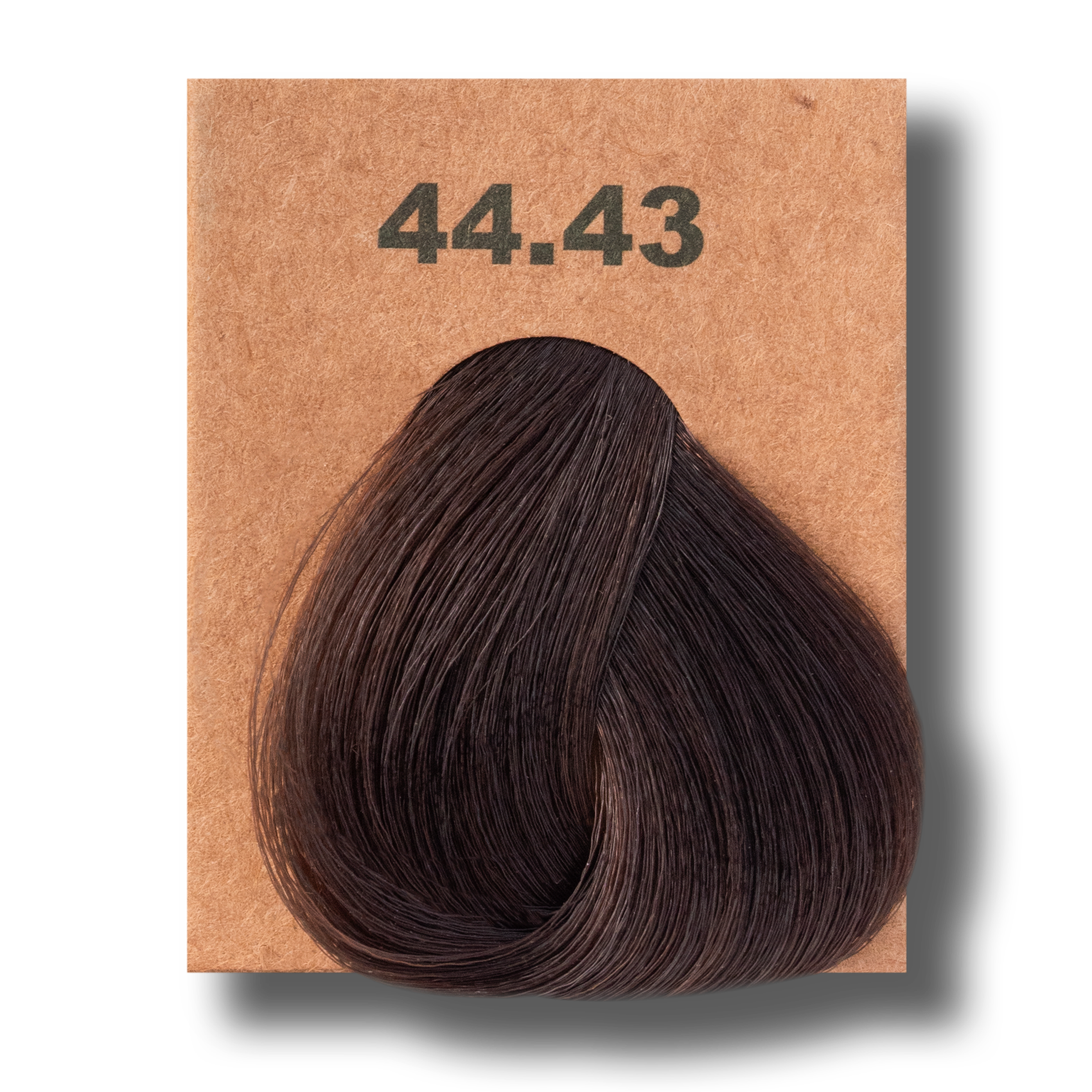 Vopsea de par  fara amoniac BioMagic 44.43 Deep Brown Mahogany Gold