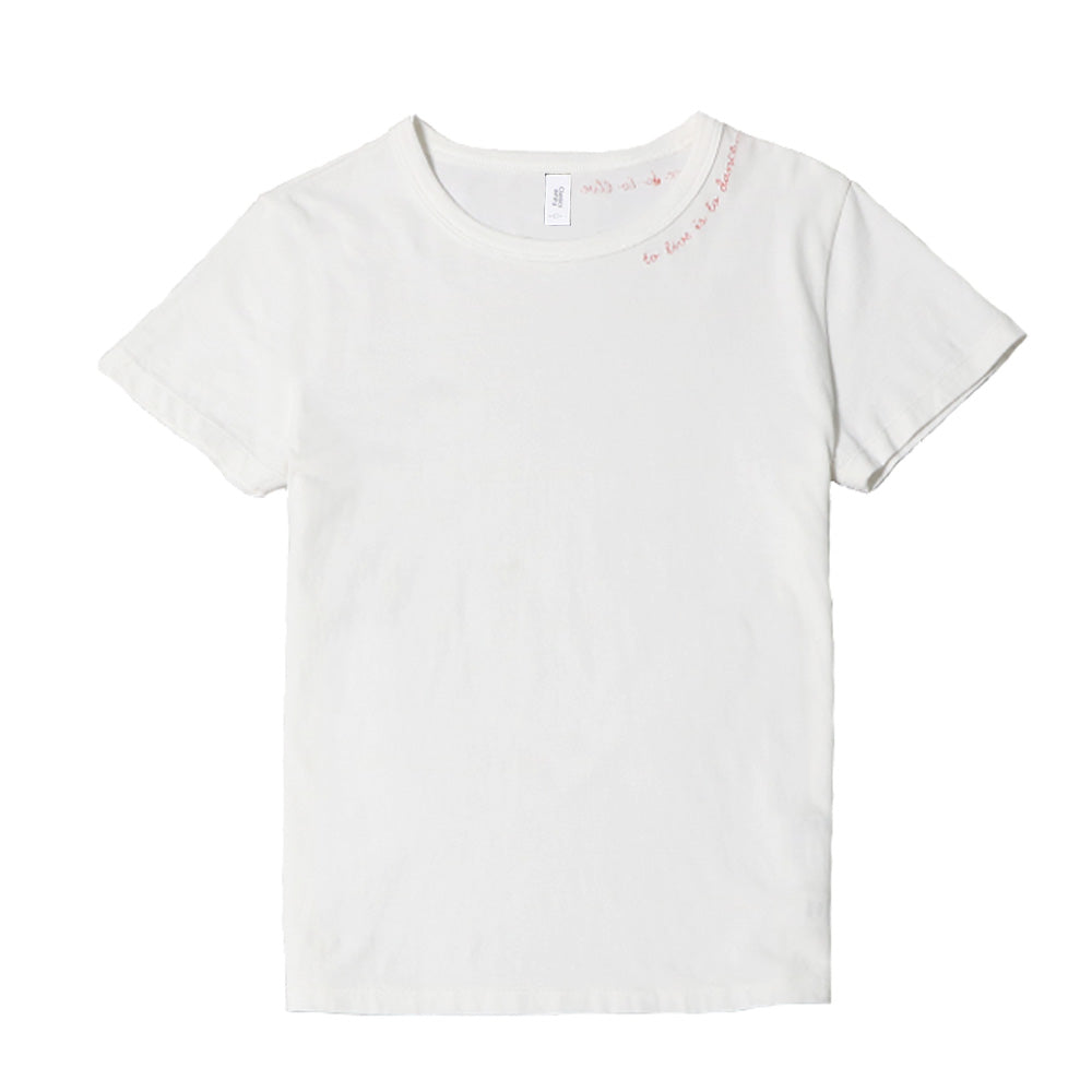 futureclassics cyd simple tee white