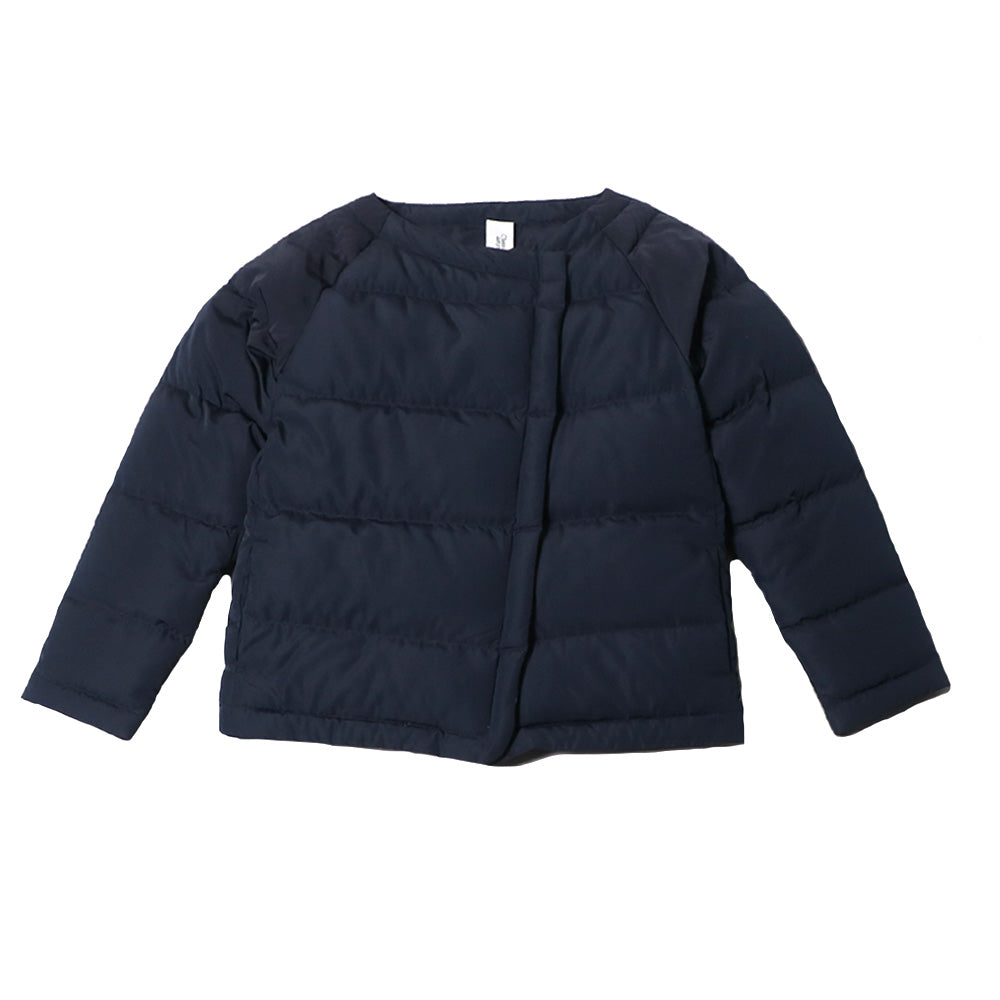 futureclassics moira down jacket navy
