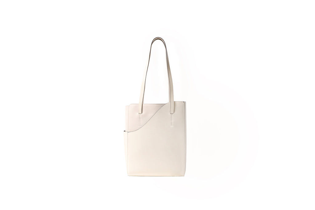 futureclassics magazine tote off white