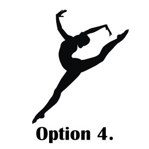 Custom Gymnastics / Acro / Cheer Deisgns