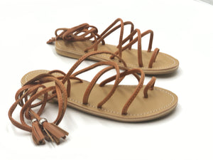 Marley Tan Sandals