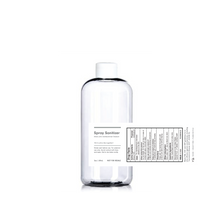 Load image into Gallery viewer, Unscented, Hypoallergenic Rinse-free Sanitizer for Hands & Surfaces - 70% Ethyl Alcohol