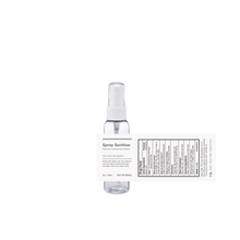 Load image into Gallery viewer, BULK Unscented, Hypoallergenic Rinse-free Sanitizer for Hands & Surfaces - 70% Ethyl Alcohol