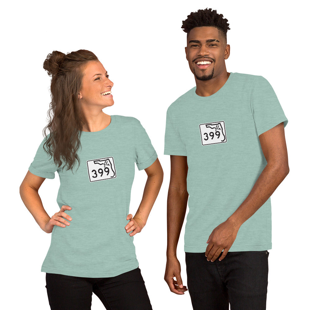 FLA399 Short-Sleeve Unisex T-Shirt