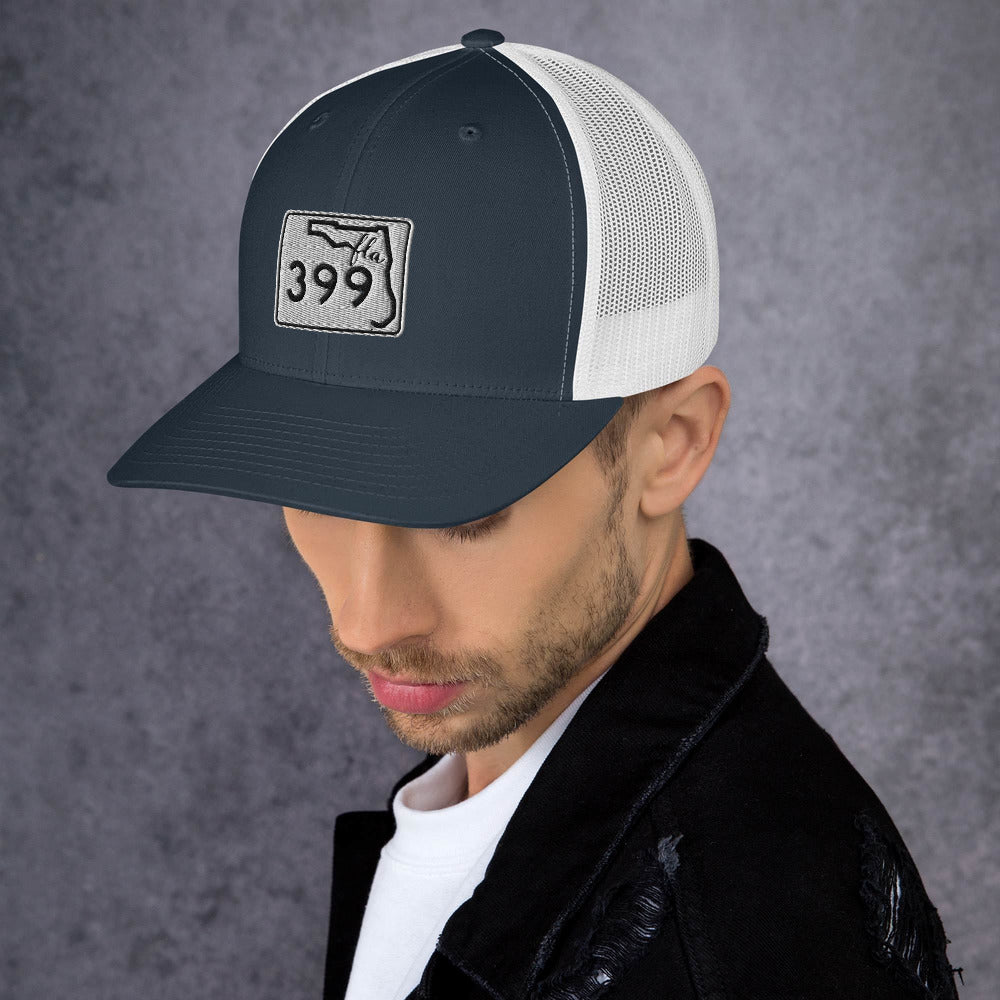 Mens Trucker Cap