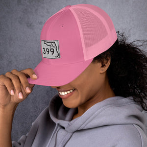 Womens Trucker Cap