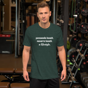 a lifestyle. Mens Short-Sleeve T-Shirt