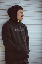 Load image into Gallery viewer, Original Ascend-Black/White Hoodie