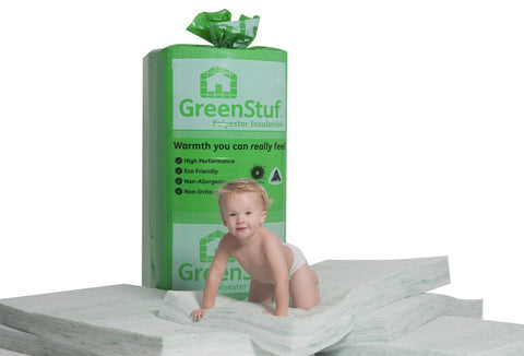 Autex GreenStuf Polyester Insulation