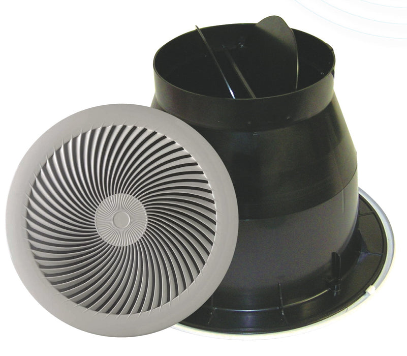 Top Hat Exhaust Fan