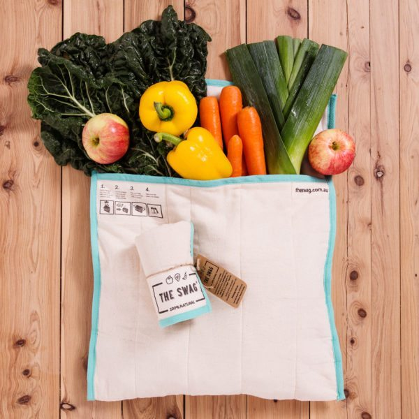 The Swag Bag Fresh Produce Storage Bags
