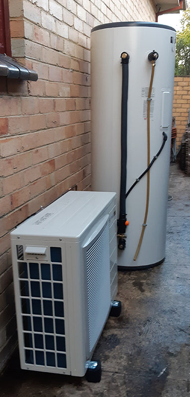 Sanden Heat Pump Hot Water Unit - 300L
