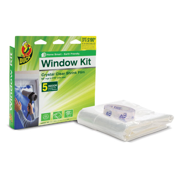 Window Insulation Film
