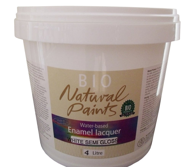 Bio Enamel Water-Based Lacquer
