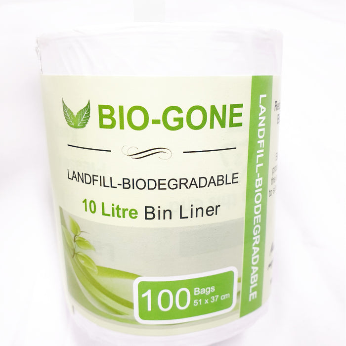Bio-Gone 10lt Kitchen Tidy Bag
