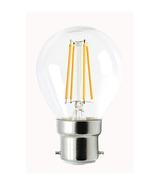 Dimmable LED Filament Lamps