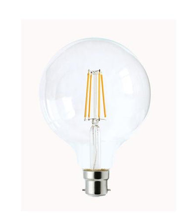 CLA 6W LED G95 Spherical Lamp