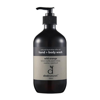 Dindi Hand & Body Wash 500mL