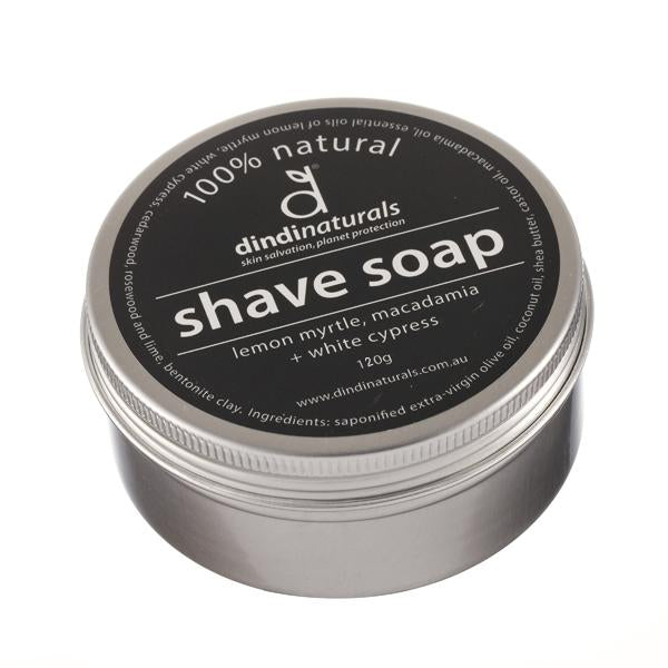 Dindi Shaving Soap Tin