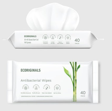 Ecoriginals Antibacterial Wipes